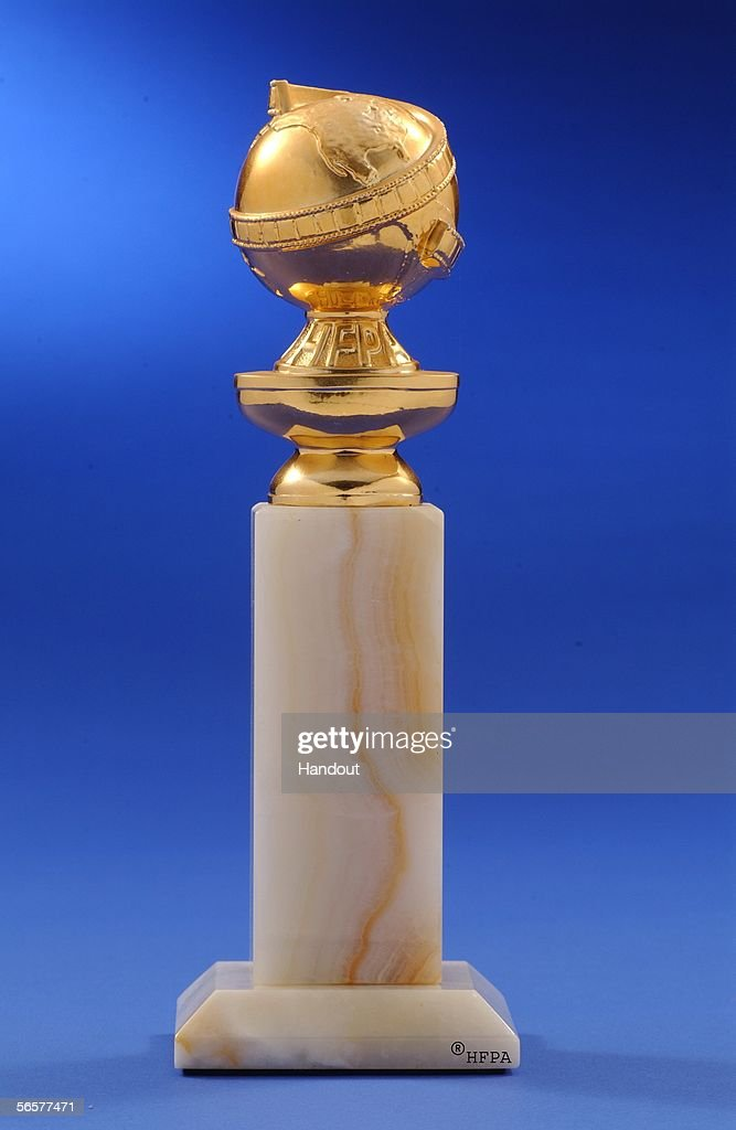 In this undated handout from the Hollywood Foreign Press Association the Golden Globe statuette is seen The Golden Globes will be held Jaunuary 16...