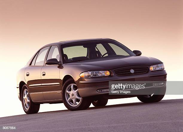 In this undated handout photo provided by General Motors a 2004 Buick Regal GS stands on display According to the annual Consumer Reports magazine...