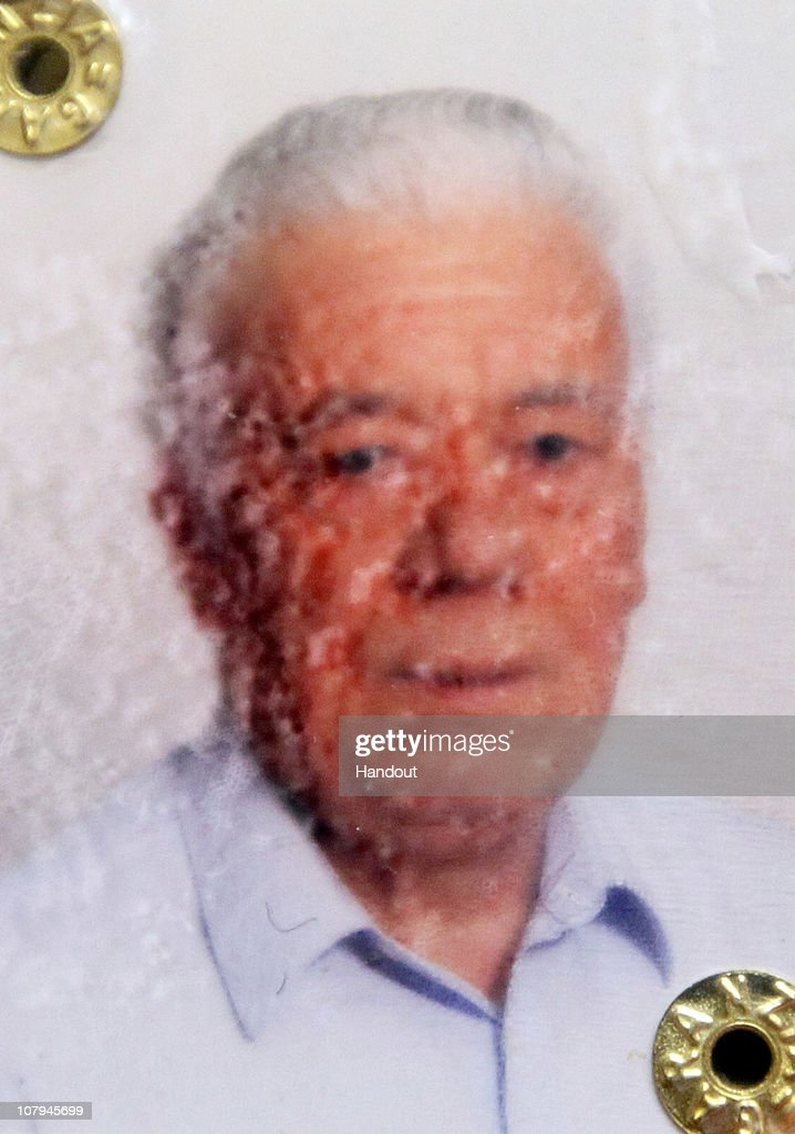 In this undated handout photo supplied on January 9, 2011 by Polizia di Stato, Italian killer Carlo Trabona is pictured. Carlo Trabona, a 74-year-old retired bricklayer, has shot dead two of his neighbours and then killed his wife, before shooting himself after being surrounded by the Police in Genoa. Police suspect Jealousy, over alleged infidelity by Trabona's wife, was the motive for the murders.