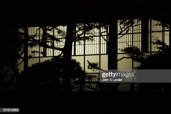 In traditional Japanese architecture a shoji is a door window or room divider consisting of translucent paper over a frame of wood or bamboo While...