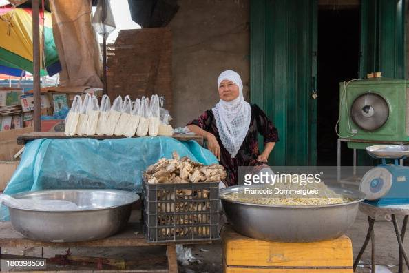 CONTENT] In Turpan a covered Uyghur Bazaar is a great opportunity to experience the daily life of local people