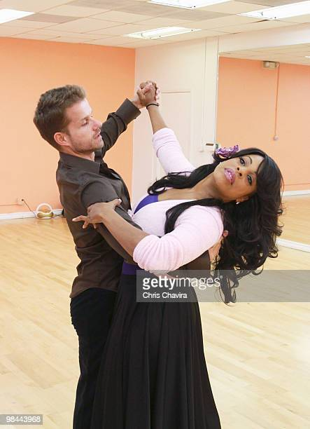 STARS In week three of 'Dancing with the Stars' the remaining couples return to the stage MONDAY APRIL 5 on the ABC Television Network LOUIS