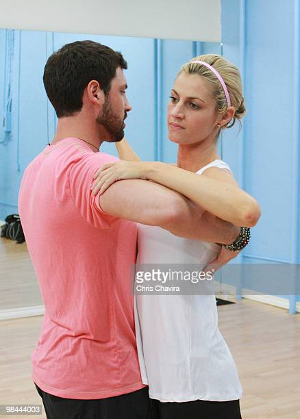 STARS In week three of 'Dancing with the Stars' the remaining couples return to the stage MONDAY APRIL 5 on the ABC Television Network MAKSIM