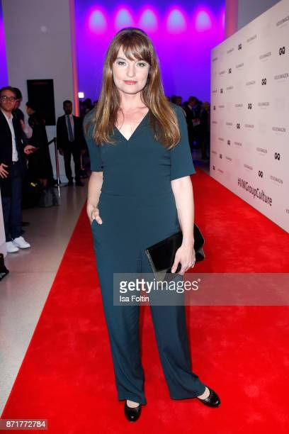 Ina Paule Klink attends the Volkswagen Dinner Night prior to the GQ Men of the Year Award 2017 on November 8 2017 in Berlin Germany