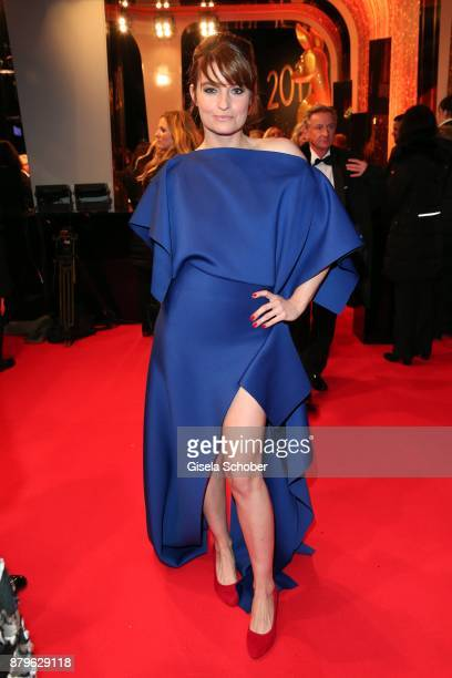 Ina Paule Klink during the Bambi Awards 2017 at Stage Theater on November 16 2017 in Berlin Germany