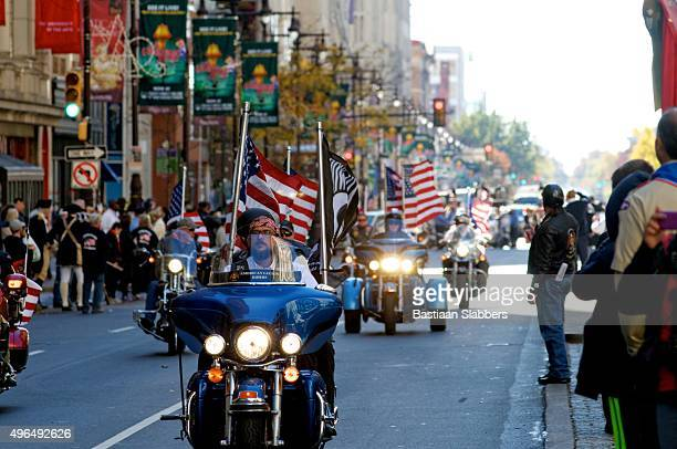 Inaugural Philly Veterans Day Parade