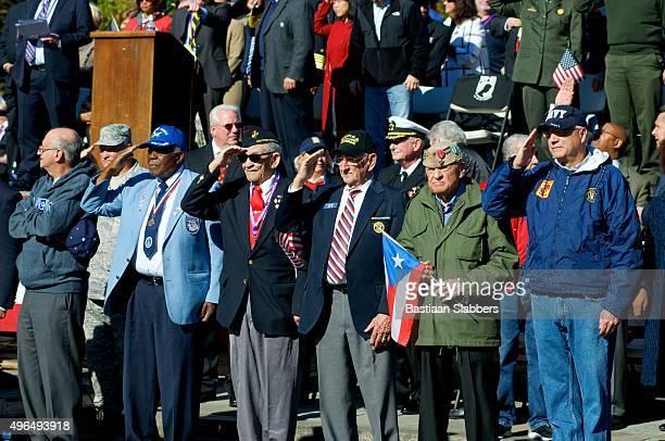 Ersten Philly Veterans Parade