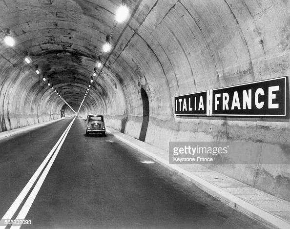 tunnel du mont blanc stock photos and pictures getty images