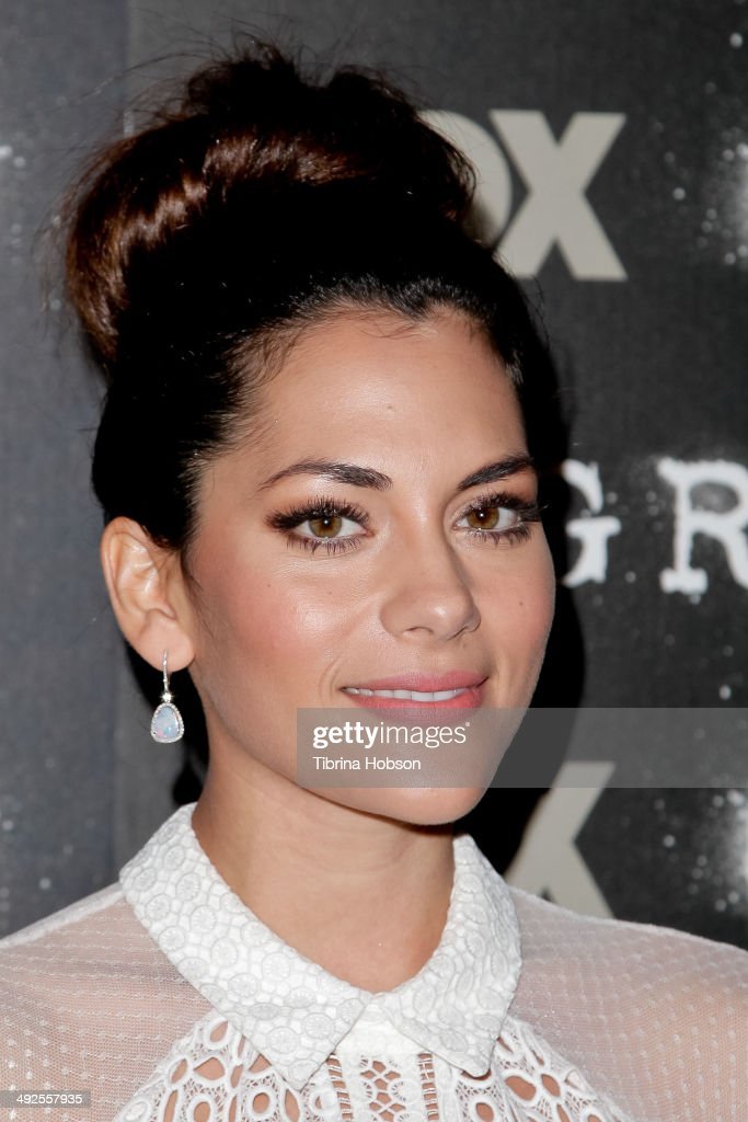 <a gi-track='captionPersonalityLinkClicked' href=/galleries/search?phrase=Inbar+Lavi&family=editorial&specificpeople=7810087 ng-click='$event.stopPropagation()'>Inbar Lavi</a> attends FOX's new series 'Gang Related' special screening at Petersen Automotive Museum on May 20, 2014 in Los Angeles, California.