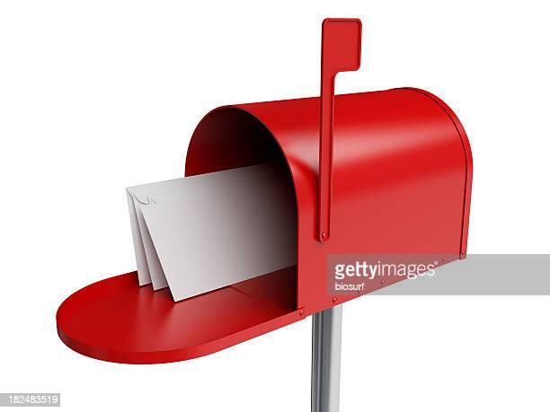 Posta in arrivo, Casella postale