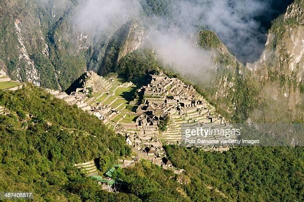 Inca´s sacred city, Machu Pichu, Peru