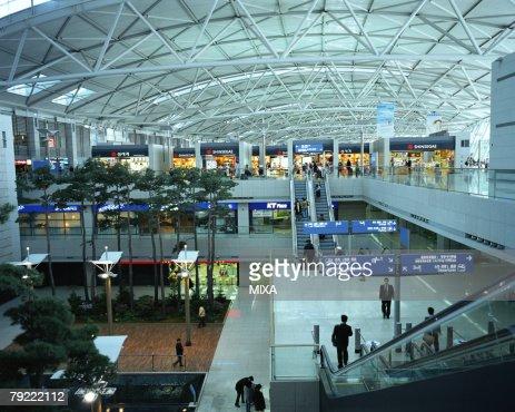 Incheon Airport, Seoul, Korea