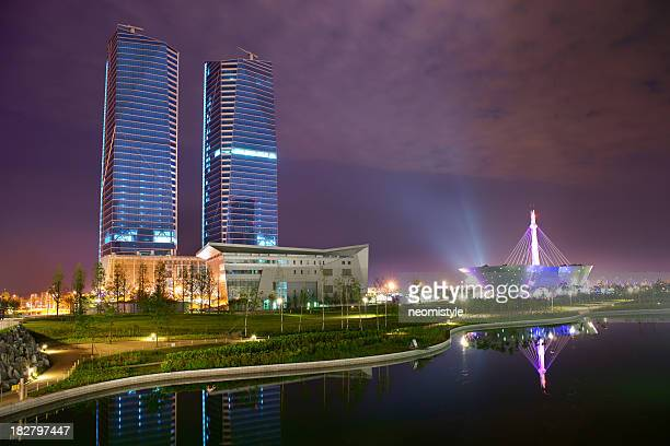 Incheon at Night