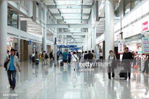 Incheon International Airport (Seoul, Korea)