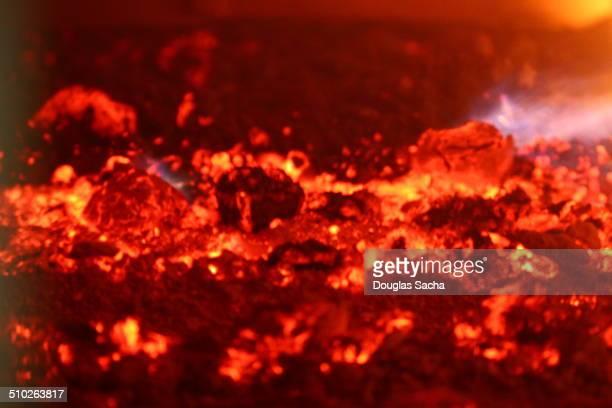 Incinerator Heat