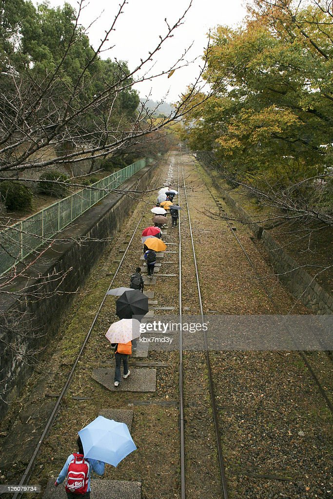 Incline site of Keage in Kyoto : Stock Photo