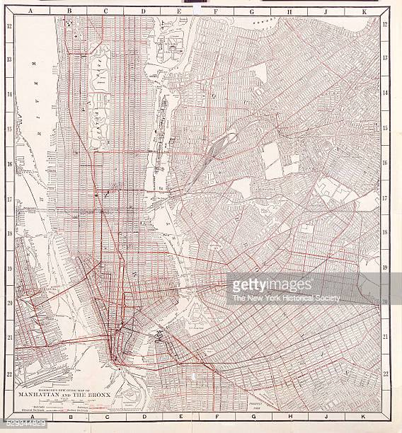 Includes large portions of Queens and Brooklyn 1914
