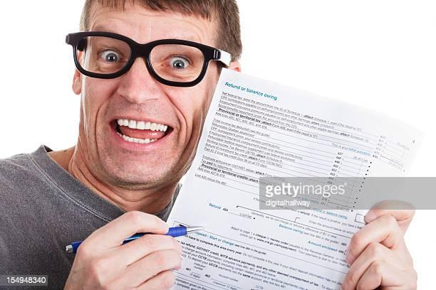 Impôt sur le revenu remboursement