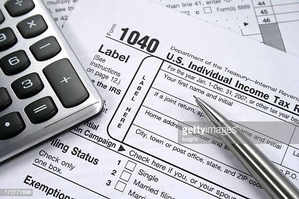 Einkommenssteuer Steuern