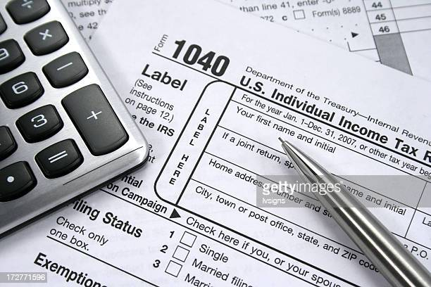 Os impostos sobre o rendimento