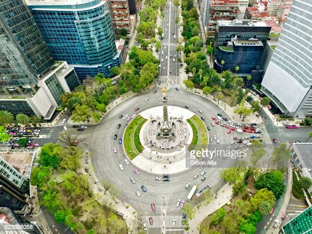 Independence monument in Mexico City