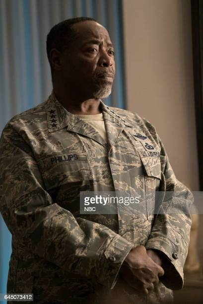 REDEMPTION 'Independence USA' Episode 102 Pictured Chuck Cooper as General Phillips
