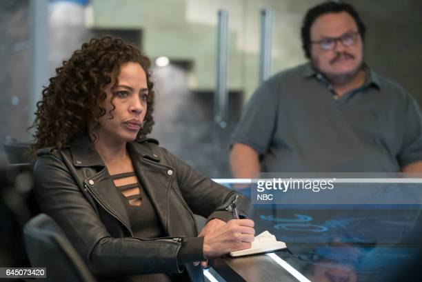 REDEMPTION 'Independence USA' Episode 102 Pictured Tawny Cypress as Nez Rowan Adrian Martinez as Dumont