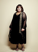 'Independent Lens India's Daughter' director Leslee Udwin poses for a portrait at the 75th Annual Peabody Awards Ceremony at Cipriani Wall Street on...