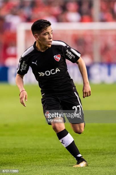 NOVEMBER 02 Independiente Ezequiel Barco during the Copa Sudamericana quarterfinals 2nd leg match between Club Atletico Independiente and Club...