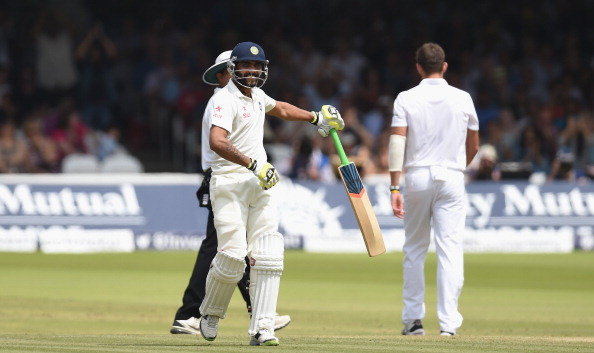England v India: 2nd Investec Test - Day Four : News Photo