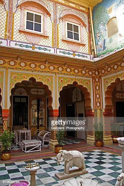 Indien: Bissau Palast in Jaipur