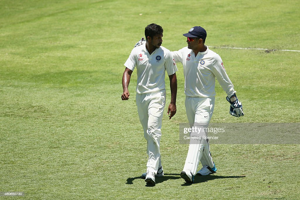 2nd Test - Australia v India: Day 3 : News Photo