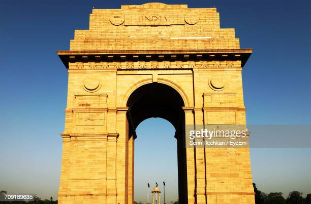 India Gate Against Clear Sky