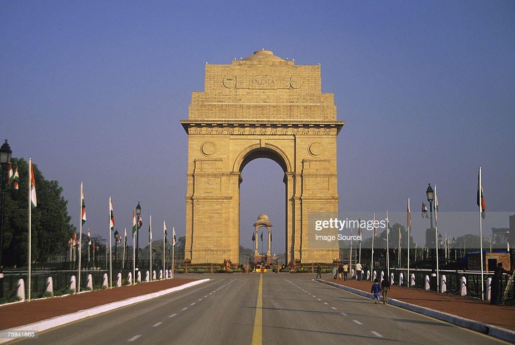 India gate : Stock Photo