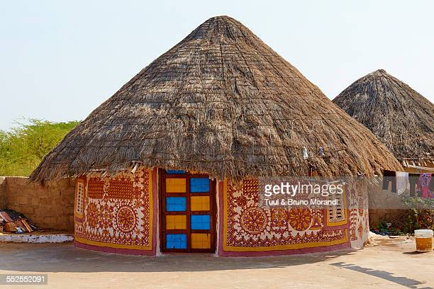 India, Gujarat, Kutch, Hodka village