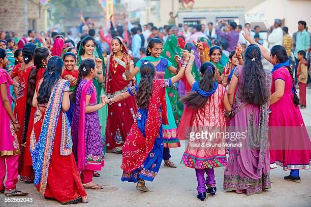 India, Gujarat, wedding ceremony