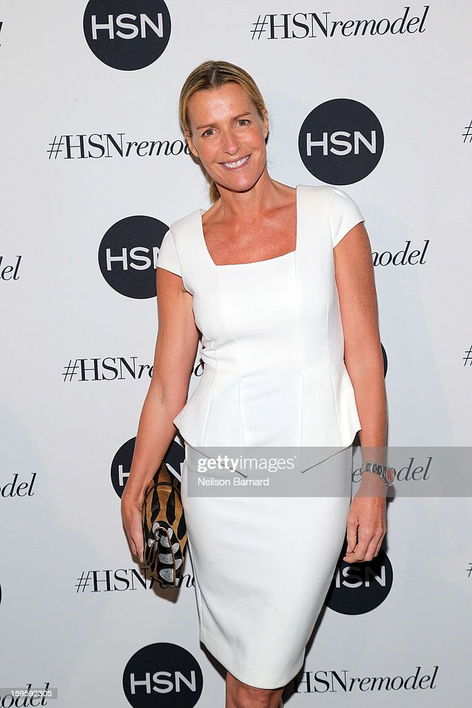India Hicks attends the celebration of HSN Digital Redesign at Marquee New York on January 16, 2013 in New York City.