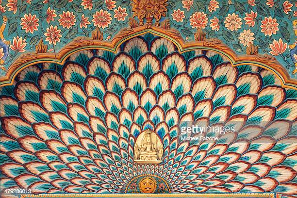 India, Jaipur, City Palace
