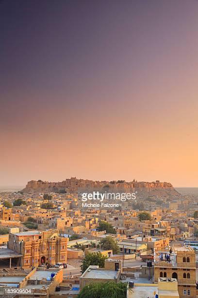 India, Jaisalmer old town