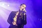 India Martinez Performs in Concert in Barcelona