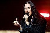 ESP: India Martinez Concert In A Coruna