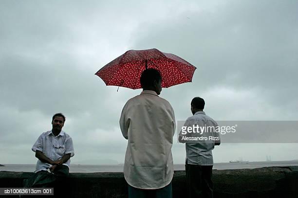 India Mumbai Colaba beach