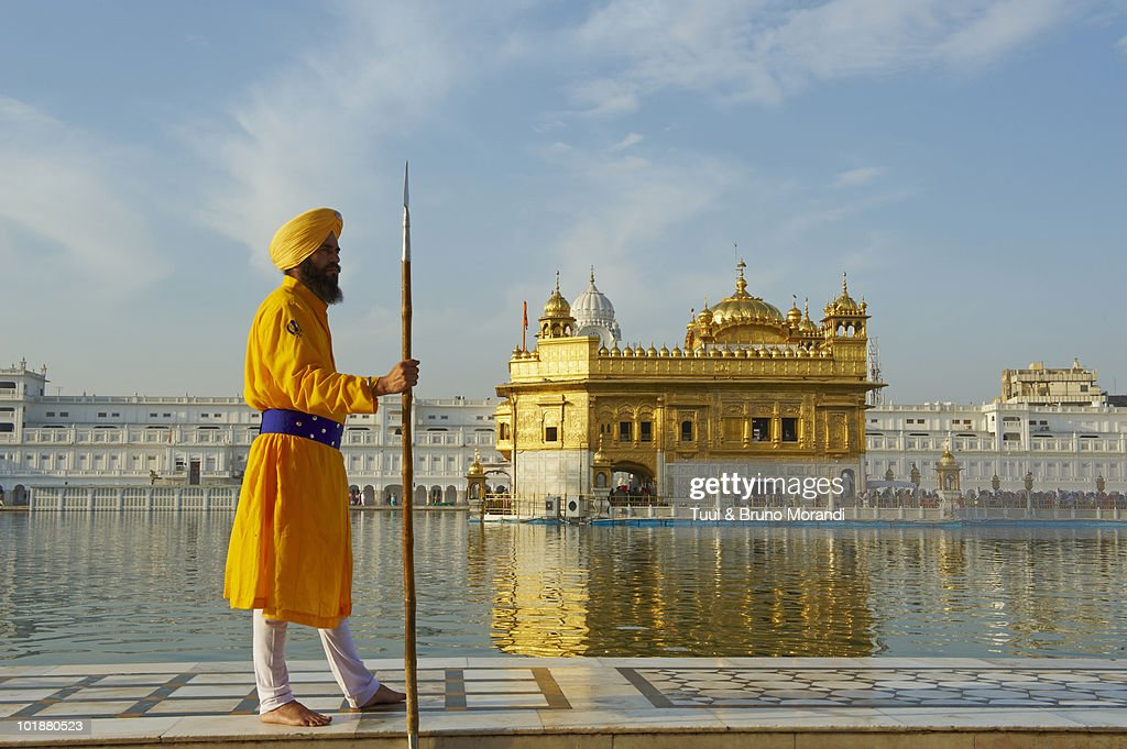 India, Penjab, Amritsar, Golden Temple