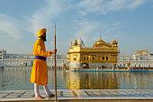 India, Penjab, Amritsar, Golden Temple