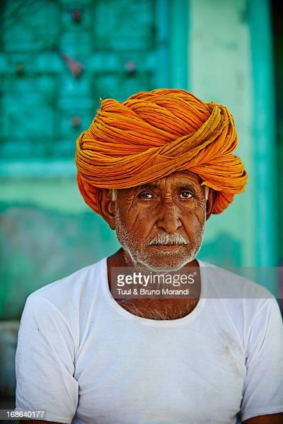 India, Rajasthan, Auwa village around Jodhpur