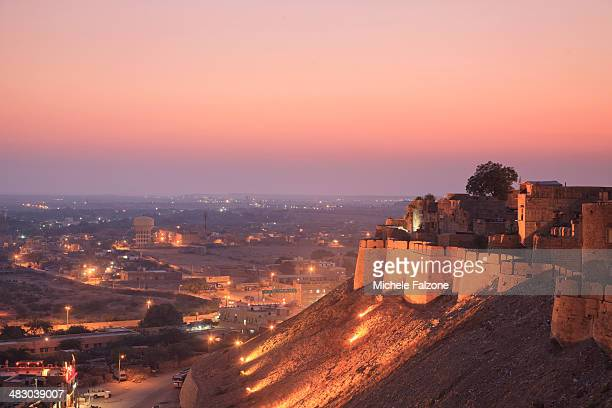 India, Rajasthan, Jaisalmer