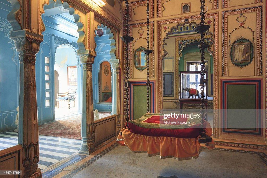 India, Rajasthan, Udaipur : Stock Photo