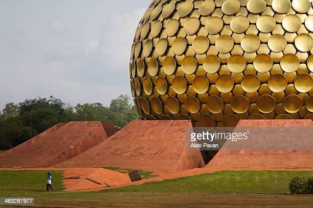 India, Tamil Nadu, Auroville