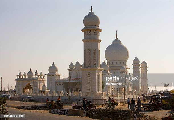 India, Uttar Pradesh, Mathura, Jai Gurudeo Temple