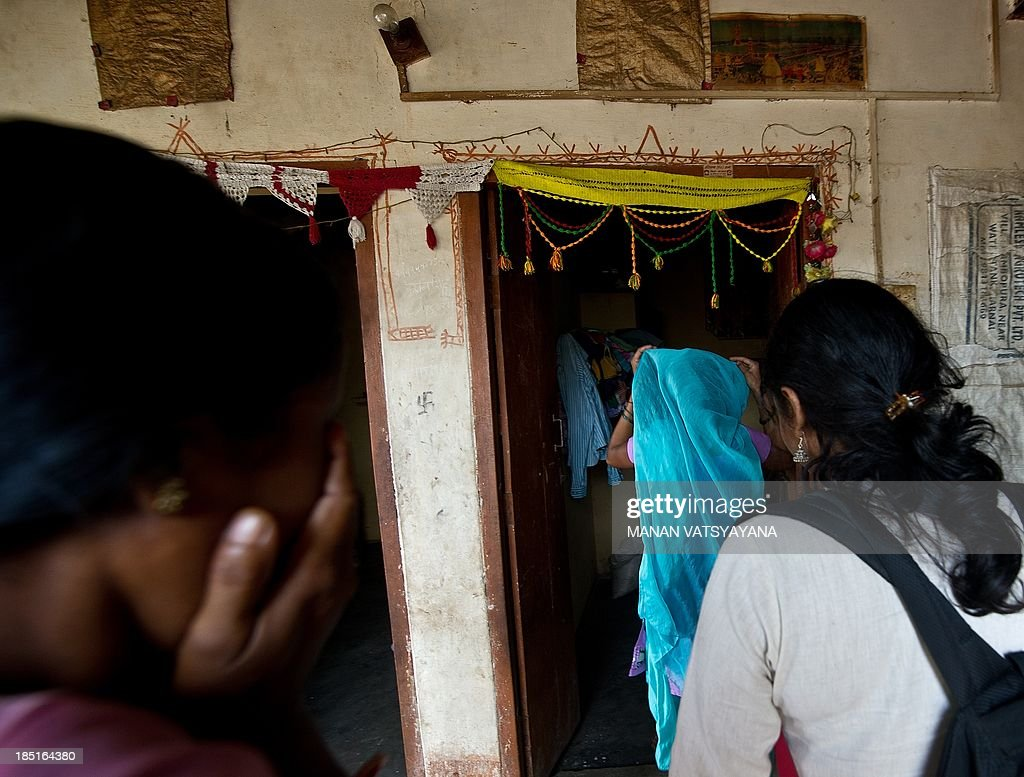 IndiacrimesocialtraffickingchildrenFEATURE by Trudy Harris In this photograph taken on September 16 an alleged Indian humantrafficking victim is...